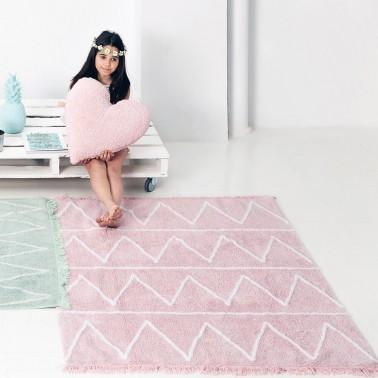 Alfombra Hippy Pink Lorena Canals