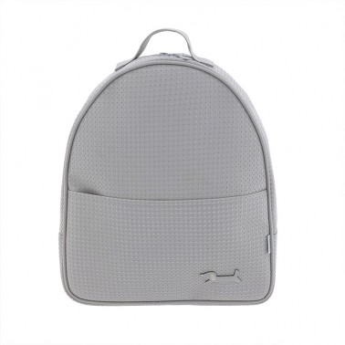 Mochila Maternal Paris Gris