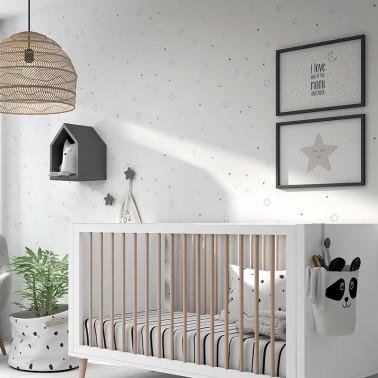 Papel de pared Estrellas Onix