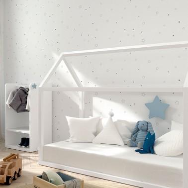 Papel de pared Estrellas Zafiro