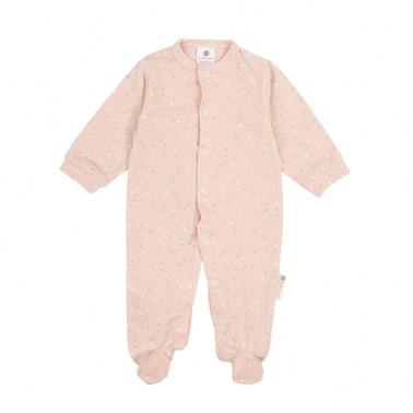 Pijama bebe Planet Rosa