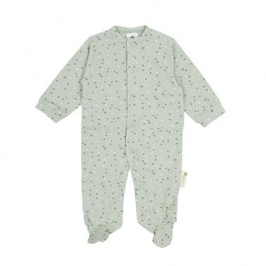 Pijama bebe Planet Verde