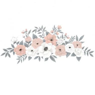 Vinilo Grace Arreglo Floral