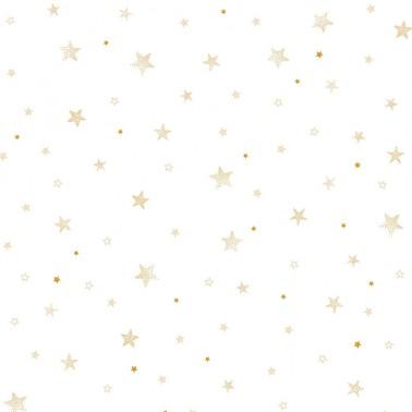 Papel pintado Stars Gold