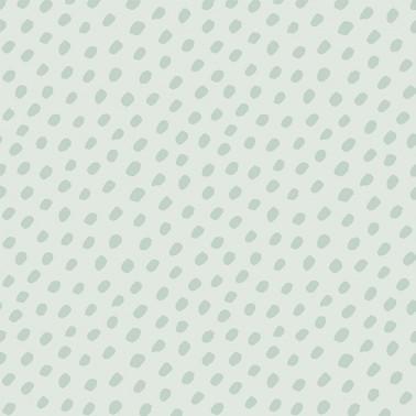 Papel pintado Green Spots