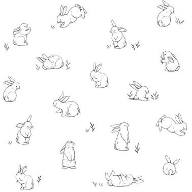 Papel pintado Bunnies