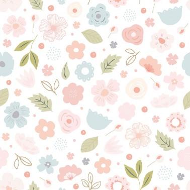 Papel pintado Flowers Bloom