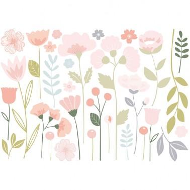 Vinilo XL Flowers Bloom