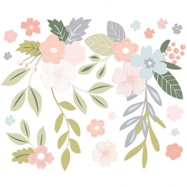 Vinilo Flowers Bloom