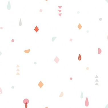 Papel pintado Mini Geometric