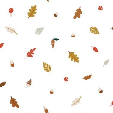 Papel pintado Autum Leaves