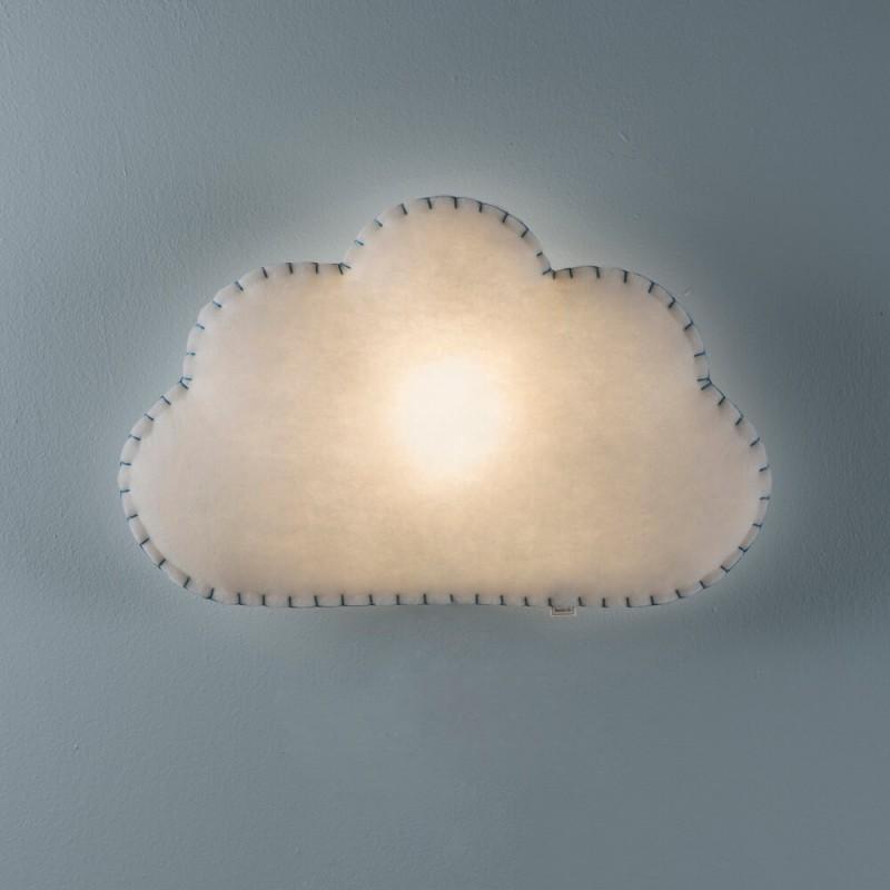 aplique de pared nube