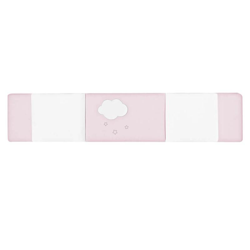 protector cuna dream rosa petit praia
