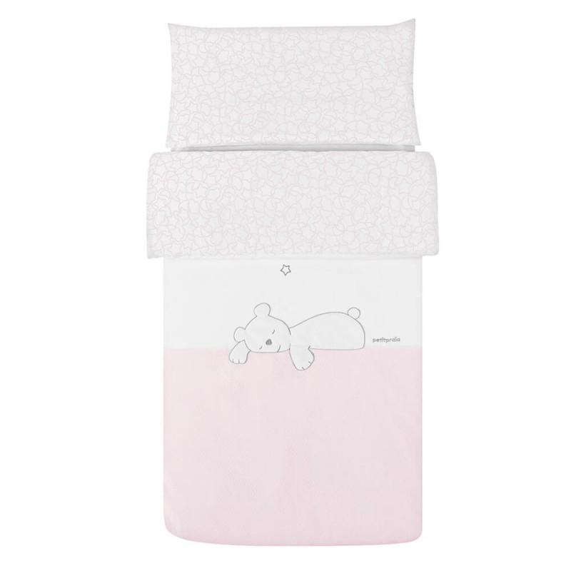 saco nordico cuna dream rosa petit praia