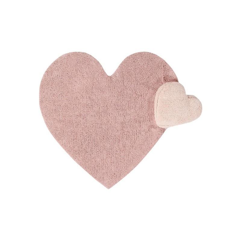 alfombra con cojin puffy love nude lorena canals