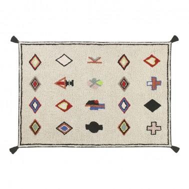 alfombra lavable naador lorena canals - bebeydecoracion