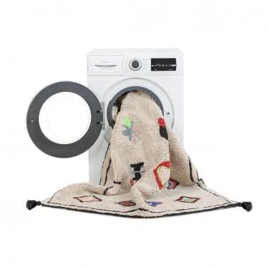 Alfombra lavable Naador