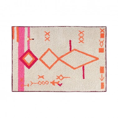 alfombra lavable saffi lorena canals - bebeydecoracion