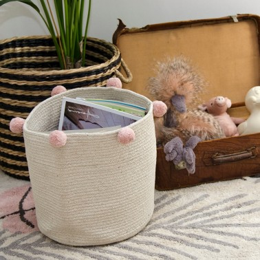 Cesta Bubbly Natural Nude