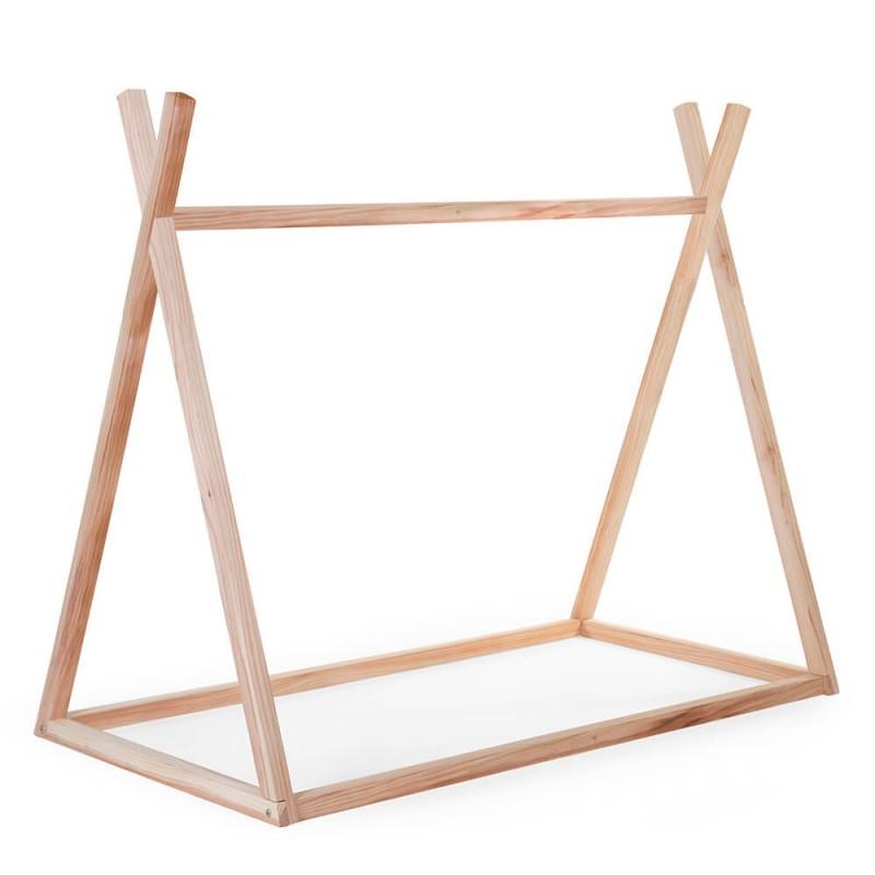 estructura de cama tipi 70x140 childhome