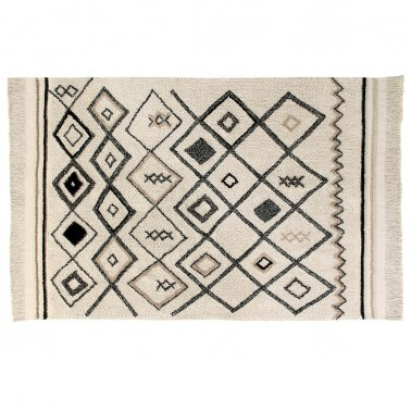 alfombra lavable bereber ethnic lorena canals