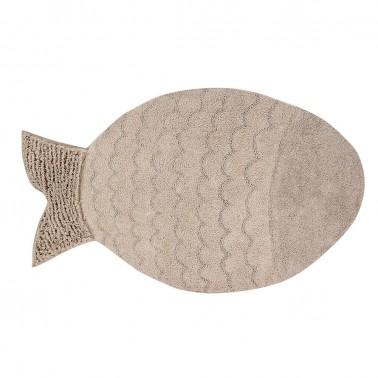 alfombra lavable big fish lorena canals