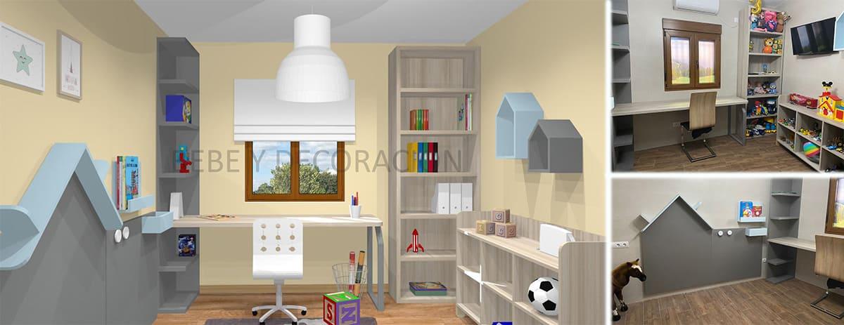 habitacion de juegos