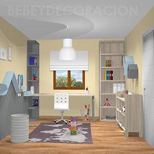 proyecto habitacion de juegos